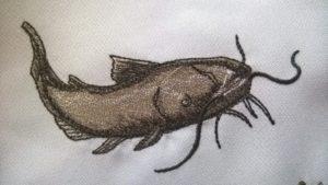 Sumec zastavy.com rybári výšivka