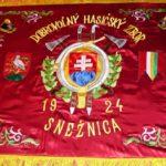 snežnica zastavy.com slovensky znak hasiči