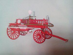 Striekačka hasiči zastavy.com vysivka